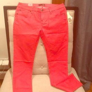 BNWT David Kahn Mickayla Skinny Jeans 29